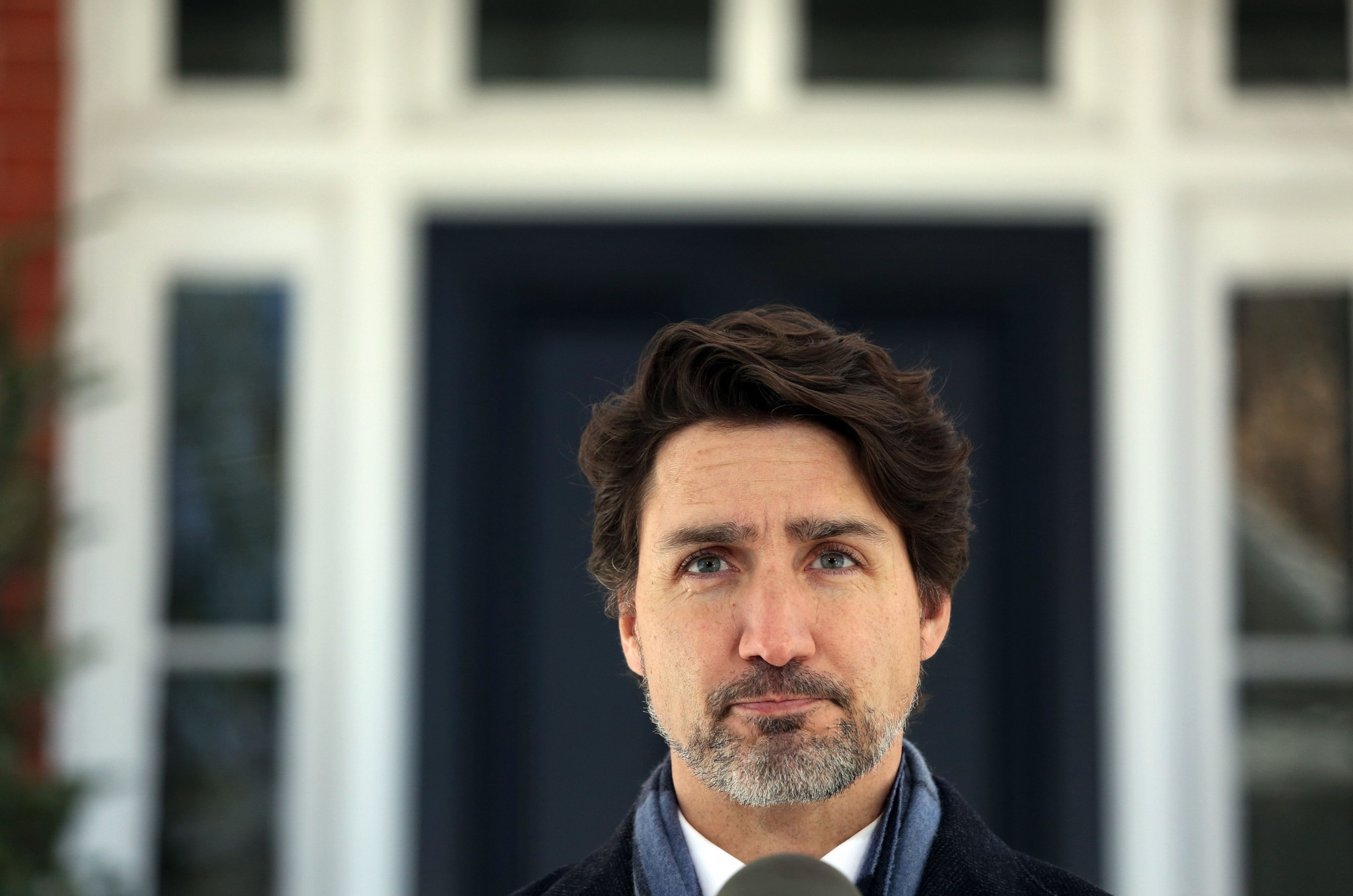 """Canadian Prime Minister Justin Trudeau says the Government is """"open"""" to having a National Hockey League hub city in the country ©Getty Images"""