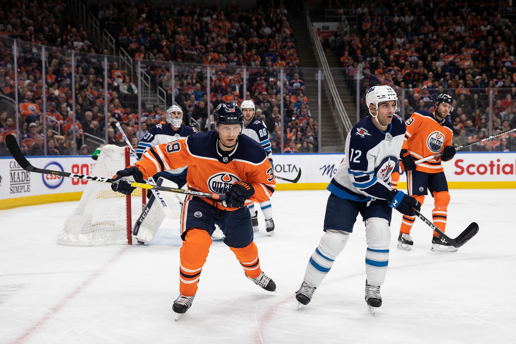 The 2019-2020 NHL season was suspended on March 12 due to the coronavirus pandemic ©Getty Images