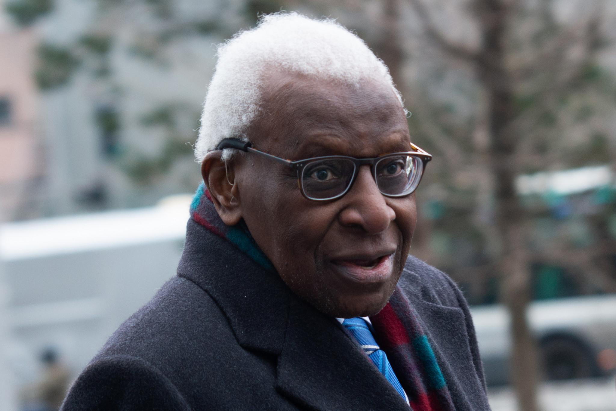 Prosecutors request four-year jail term for ex-IAAF President Lamine Diack