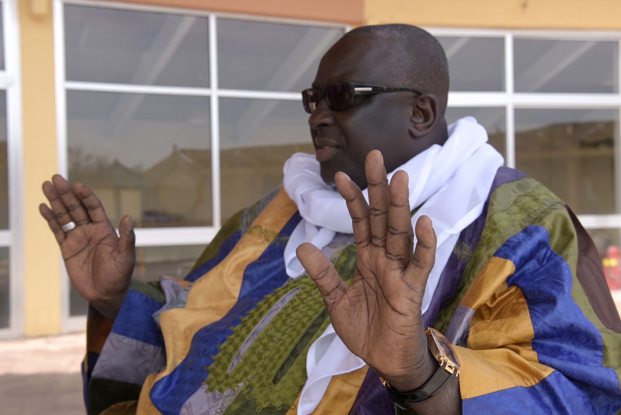 A five-year jail term has been requested for Papa Massata Diack, who has refused to be extradited to France ©Getty Images