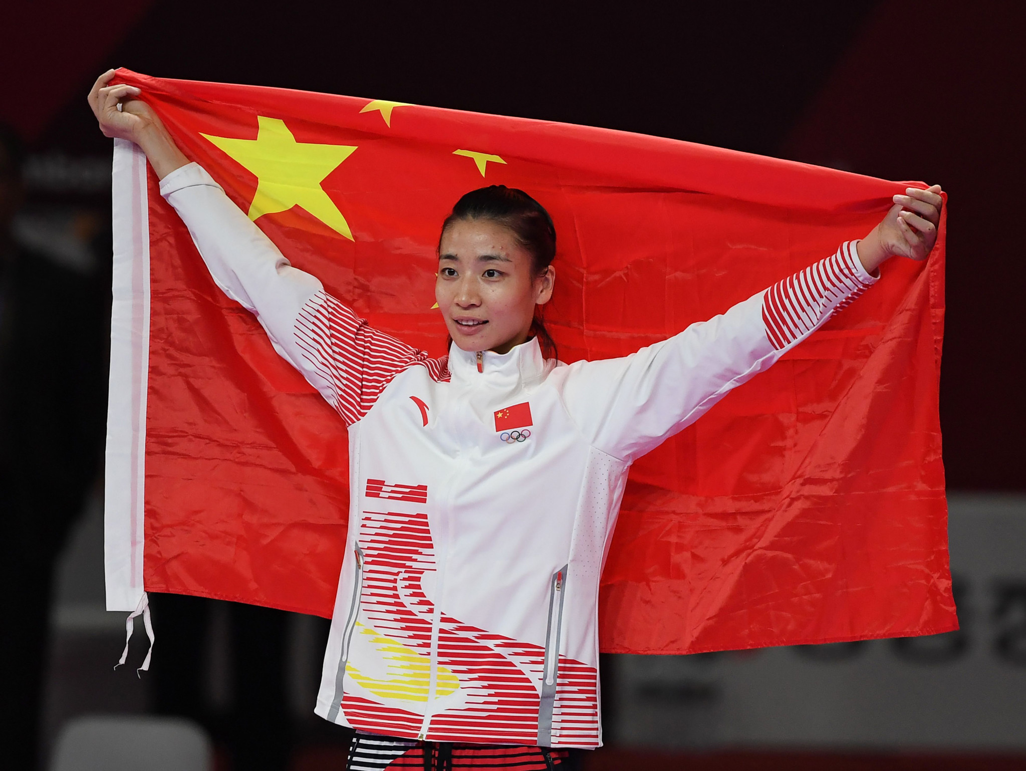 Chinese karate head estimates a 70 per cent chance of nation winning Olympic gold