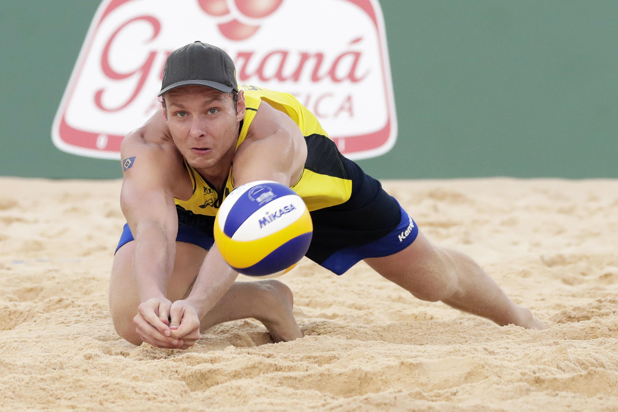 Beach volleyball is one of four sports to be added to the programme ©Getty Images