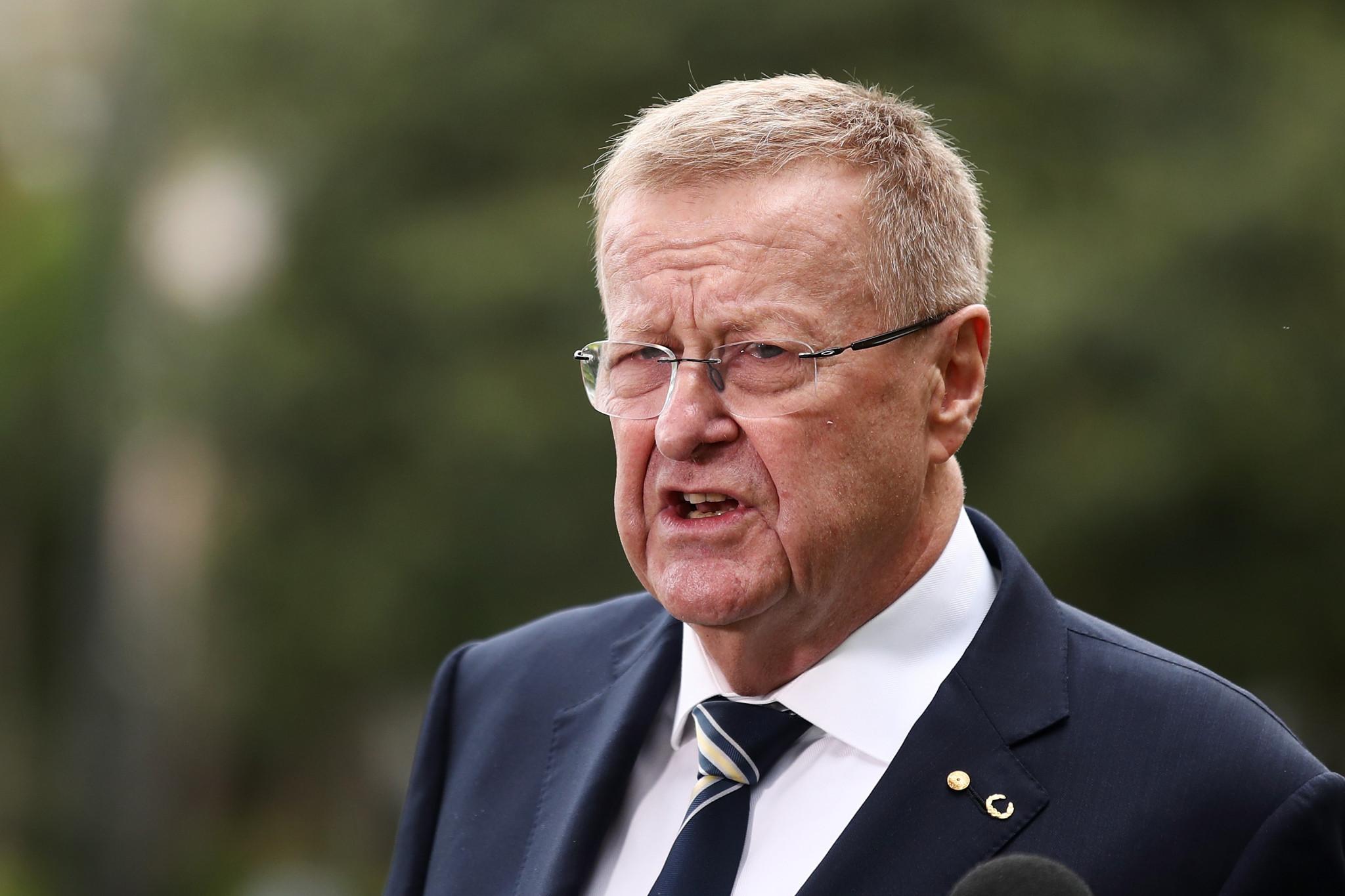 Coates confident Equestrian Australia will send team to Tokyo 2020 despite funding issues
