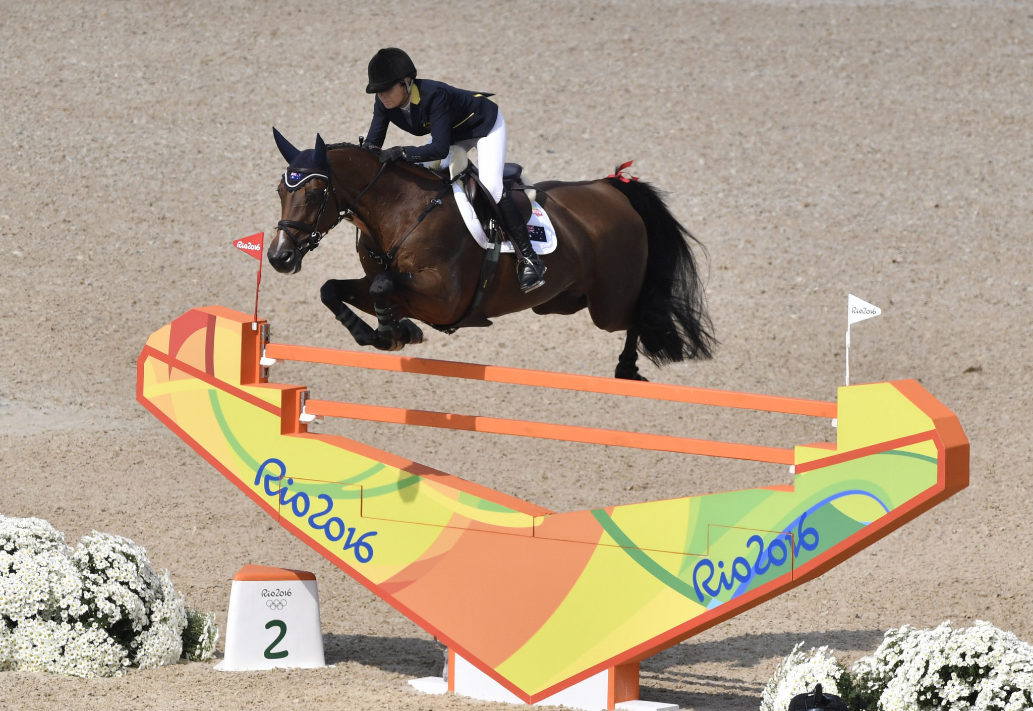 Equestrian Australia will have to re-apply for Australian Olympic Committee membership ©Getty Images