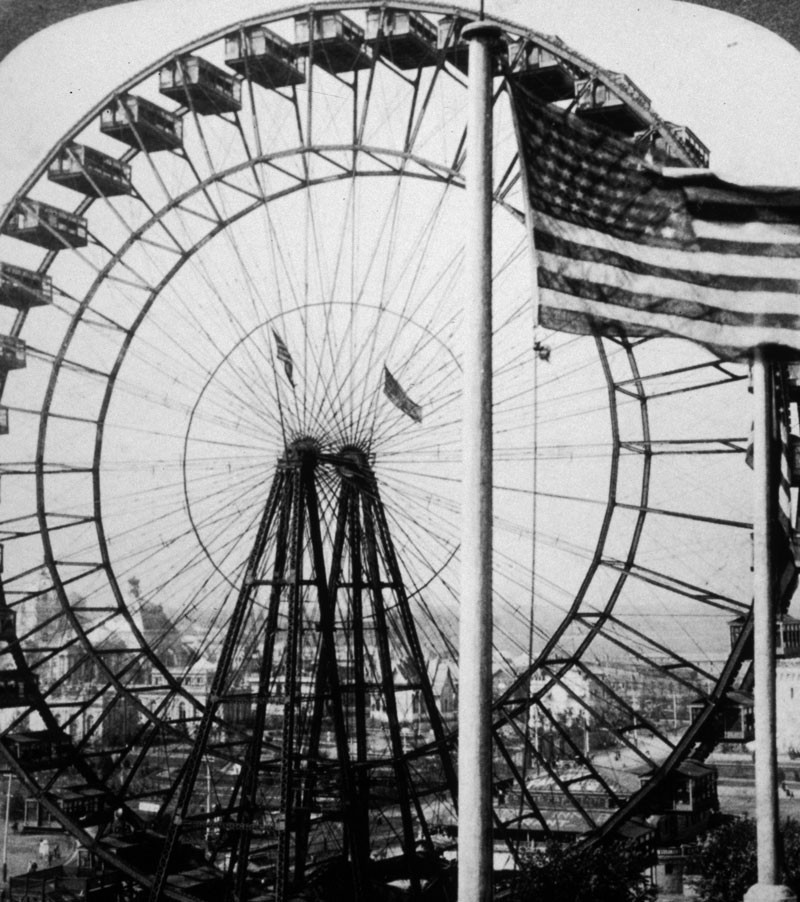 The 1904 Olympic Games was part of the St Louis World's Fair. © Photo by Hulton Archive/Getty Images.