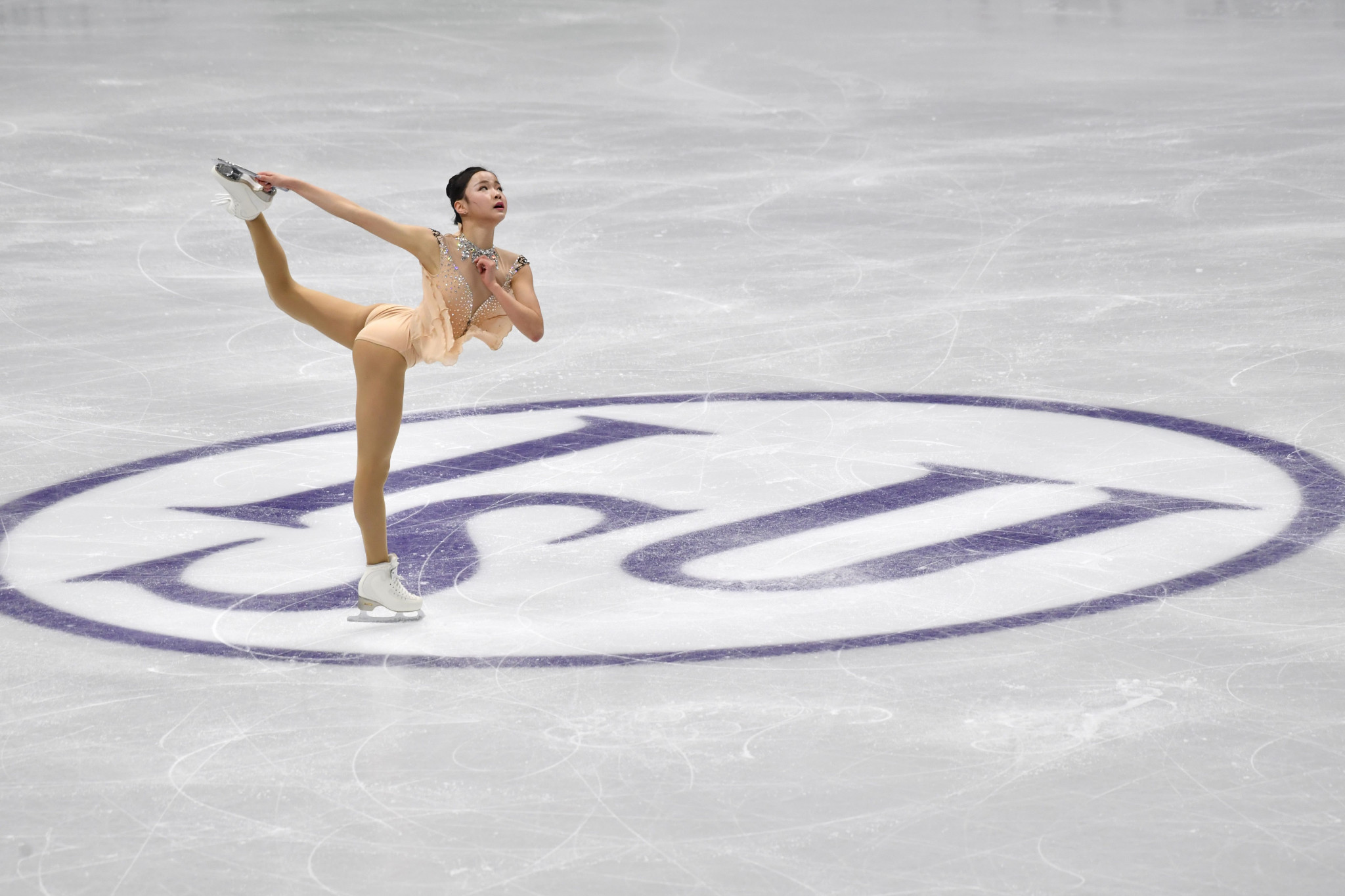ISU had updated the scale of values of elements in May, but this has now been suspended ©Getty Images