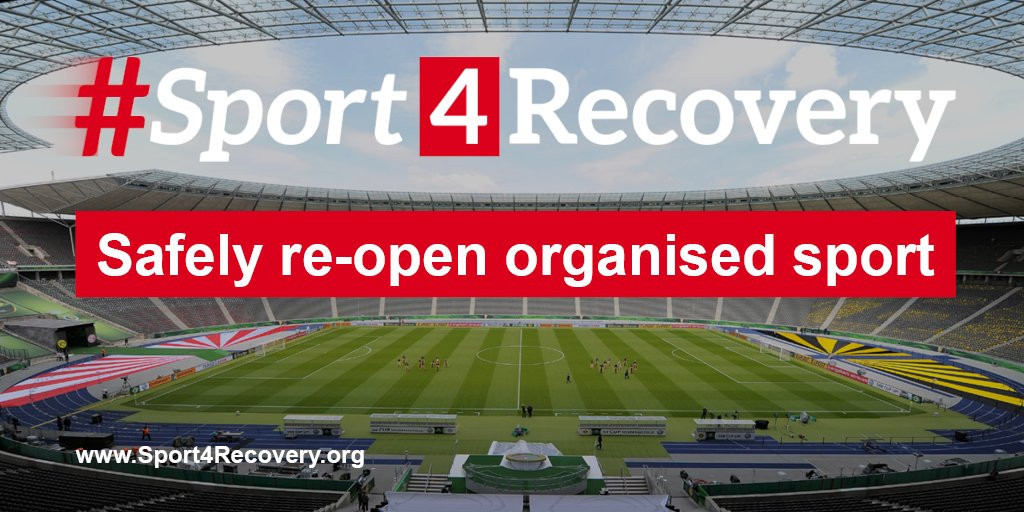 International Federations unite to launch #Sport4Recovery campaign