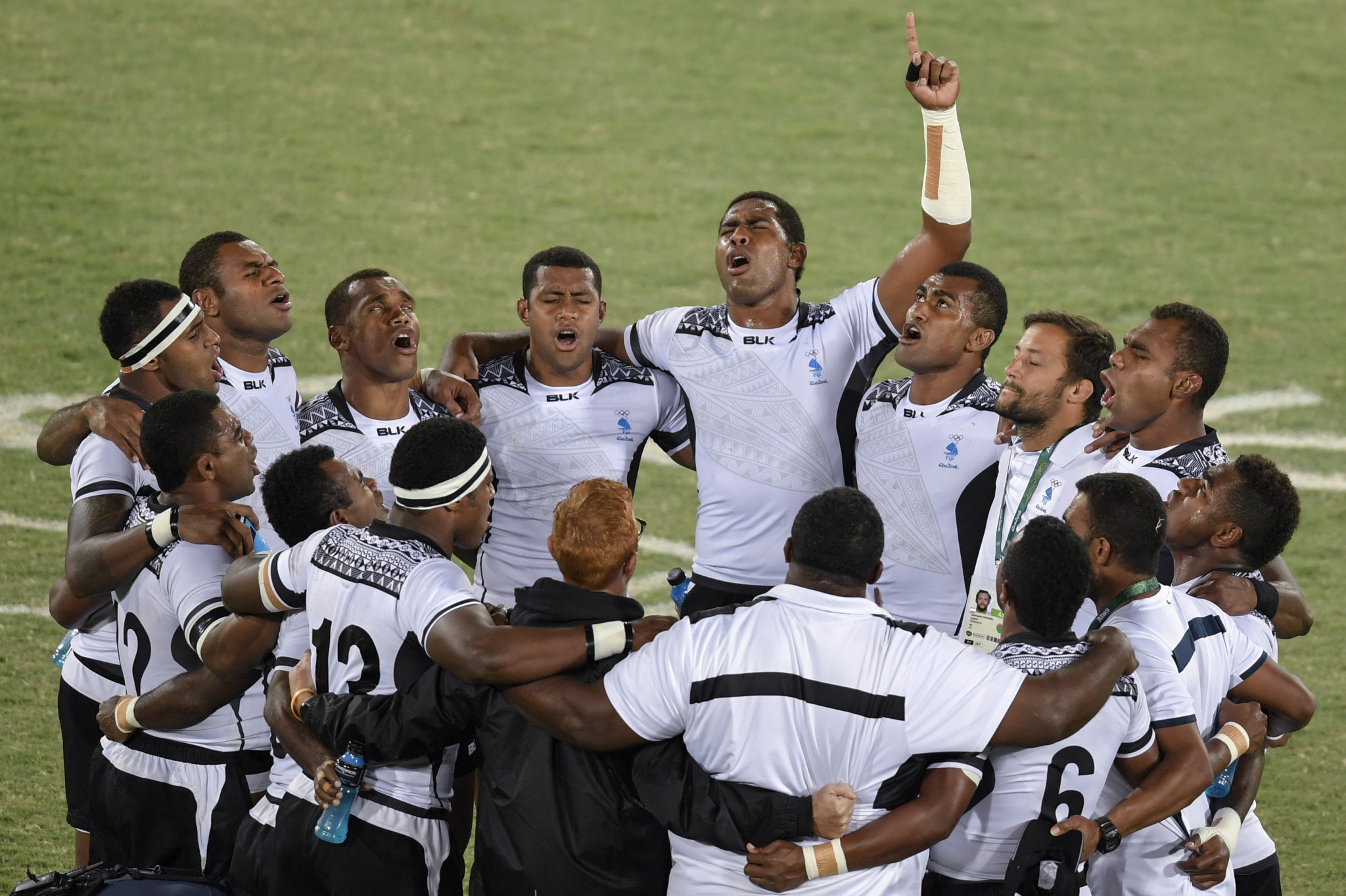 Funding secured for film about Fiji's rugby sevens triumph at Rio 2016