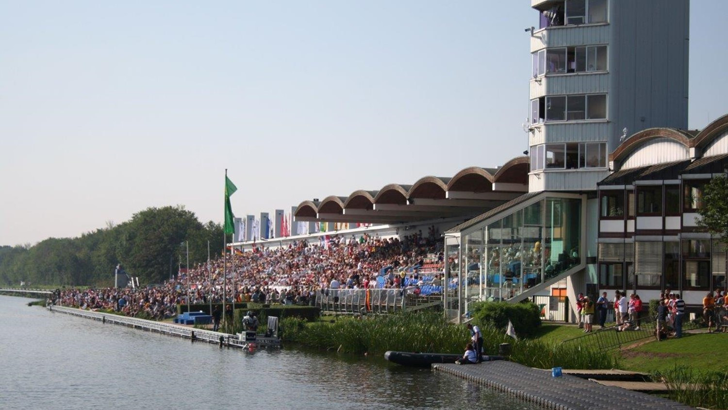 """European Rowing Under-23 Championships """"now confirmed"""" for Duisburg in September"""