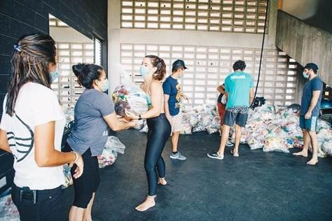 Acts of kindness recognised on International Surfing Day