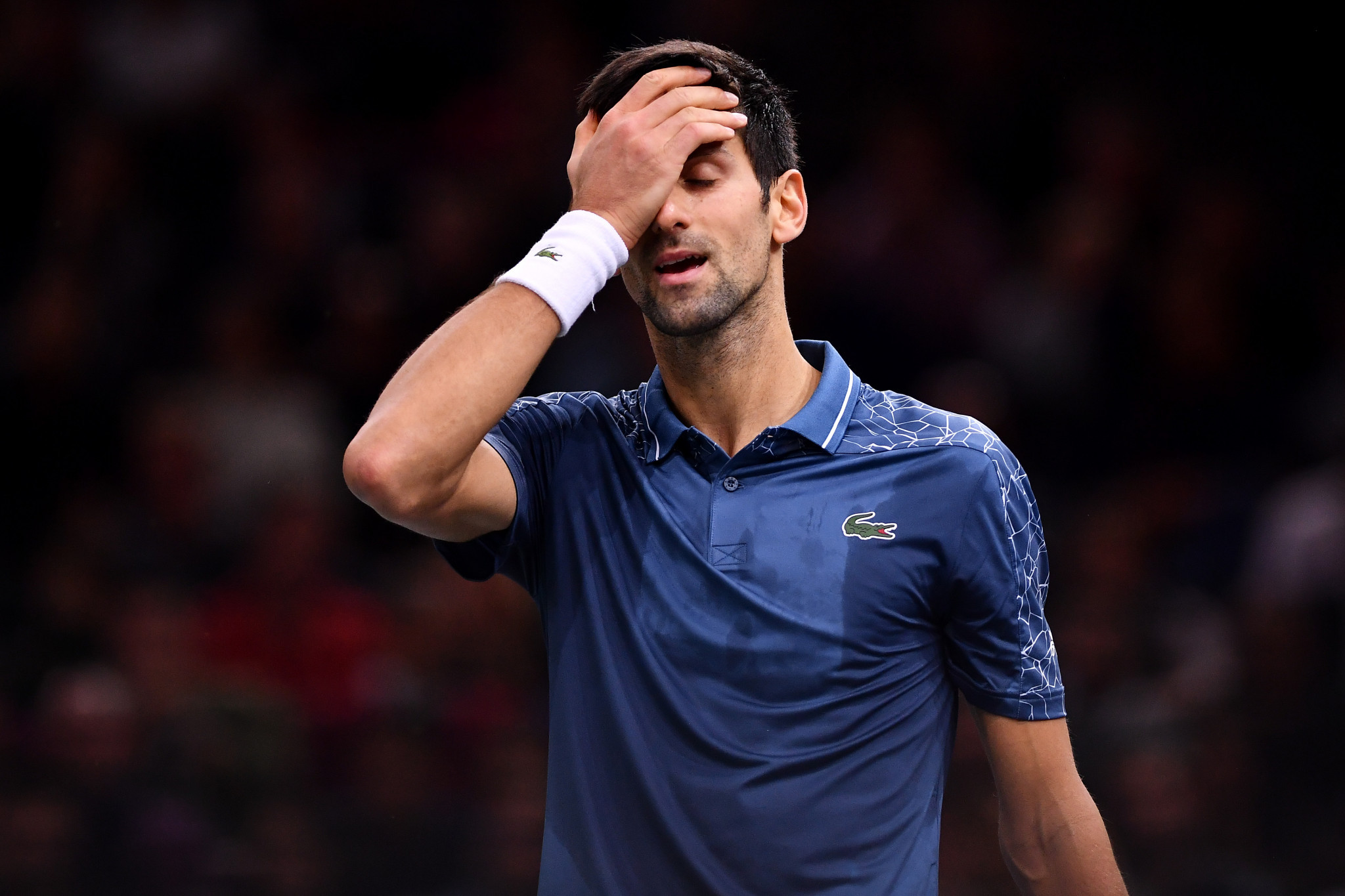 World number one Djokovic tests positive for coronavirus after organising Adria Tour