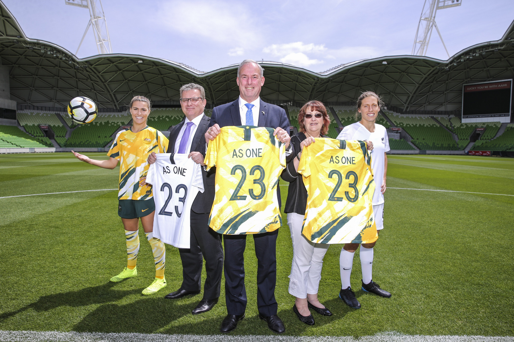 Australia and New Zealand's bid was the best performer in the evaluation report published by FIFA ©Getty Images