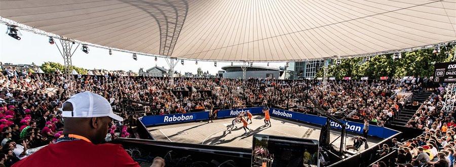 Austria will host the FIBA 3x3 Olympic Qualification Tournament in 2021 ©FIBA