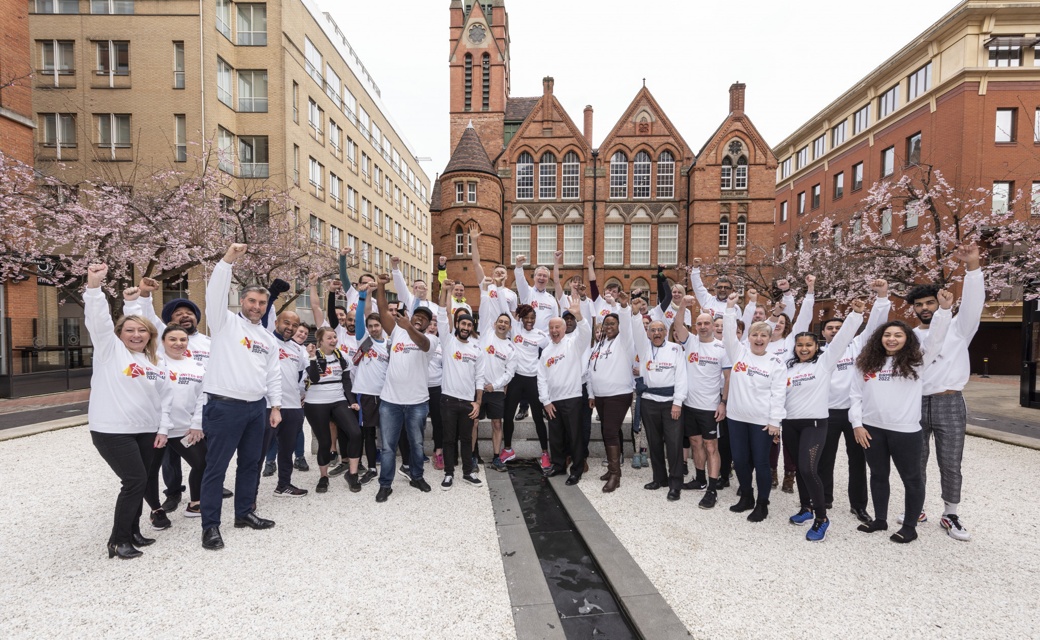 The United by Birmingham 2022 programme has welcomed 21 new projects on board ©Getty Images