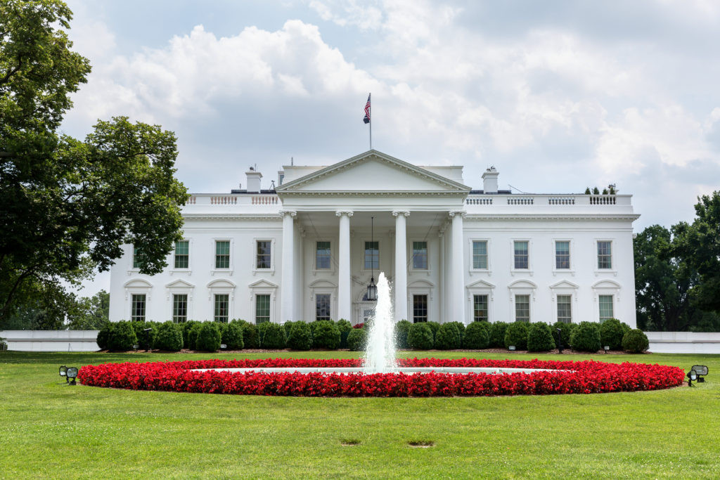 The White House's Office of National Doping Control Policy has asked the US Congress for authority to decrease or eliminate funding to WADA ©White House
