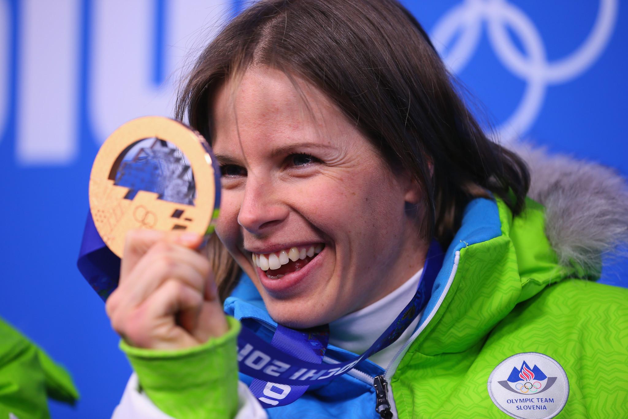 Winter Olympic medallist Fabjan retires from cross-country skiing