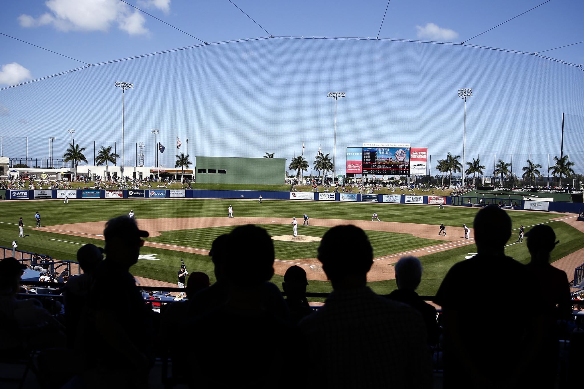 Major League Baseball announce plans to start season at end of July