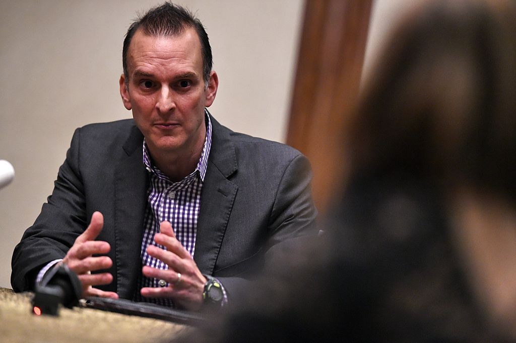 USADA chief executive Travis Tygart has criticised the IWF for its handling of the case ©Getty Images