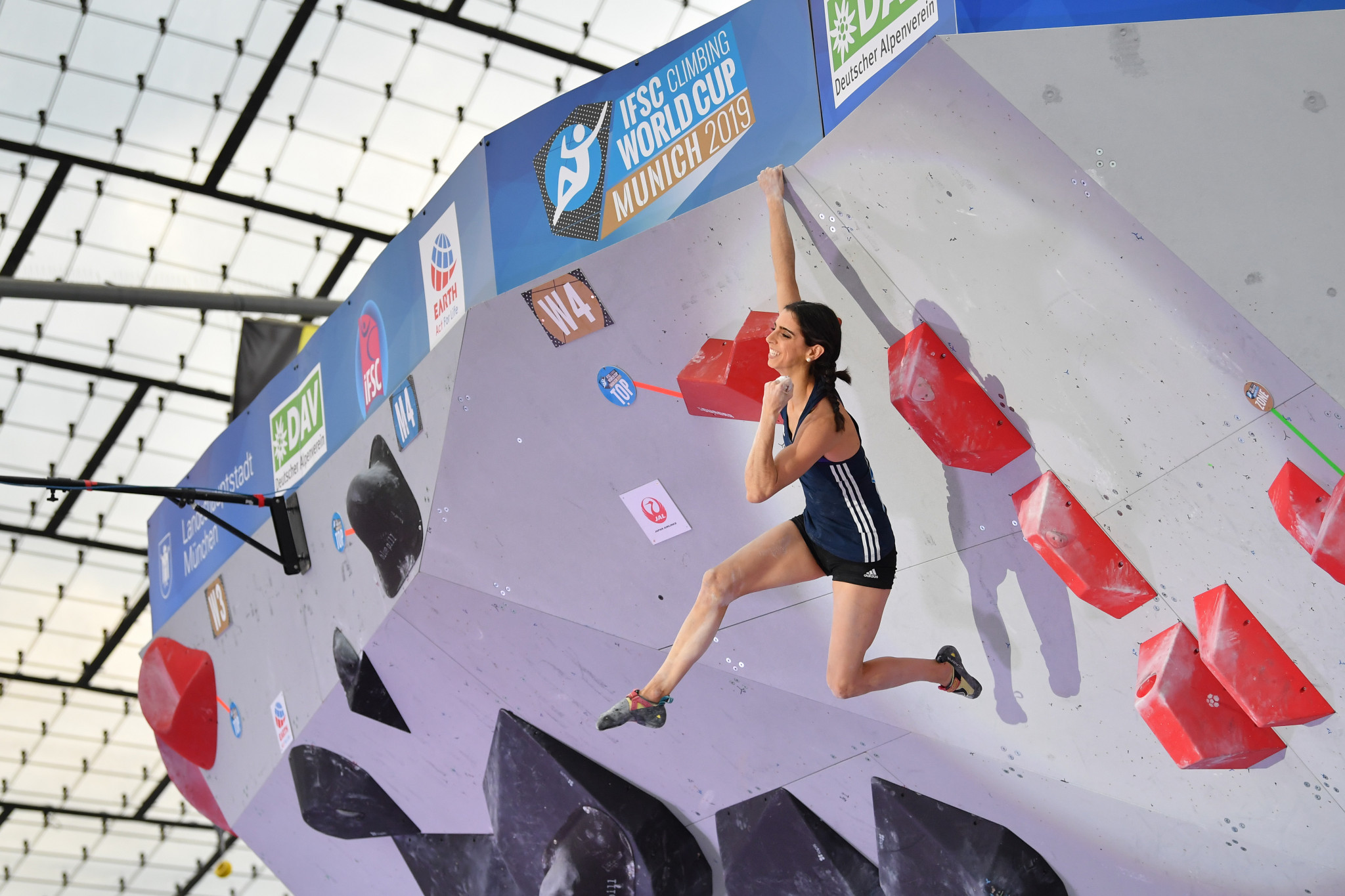 The IFSC World Cup season had been due to start in April but was impacted by the coronavirus pandemic ©Getty Images