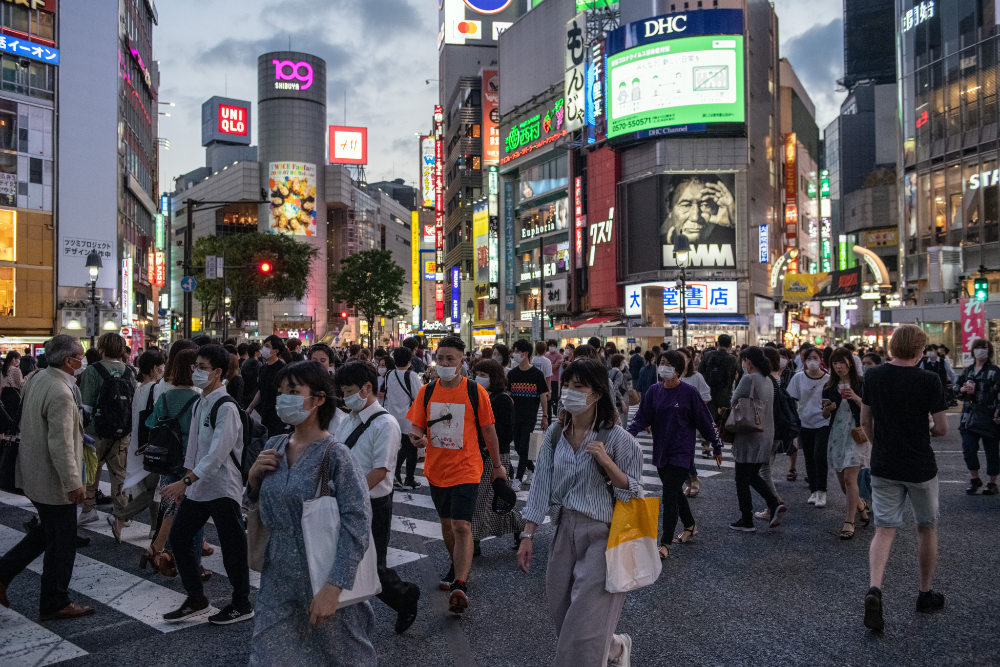 Tokyo reports 60 new coronavirus cases as fears of second wave increase