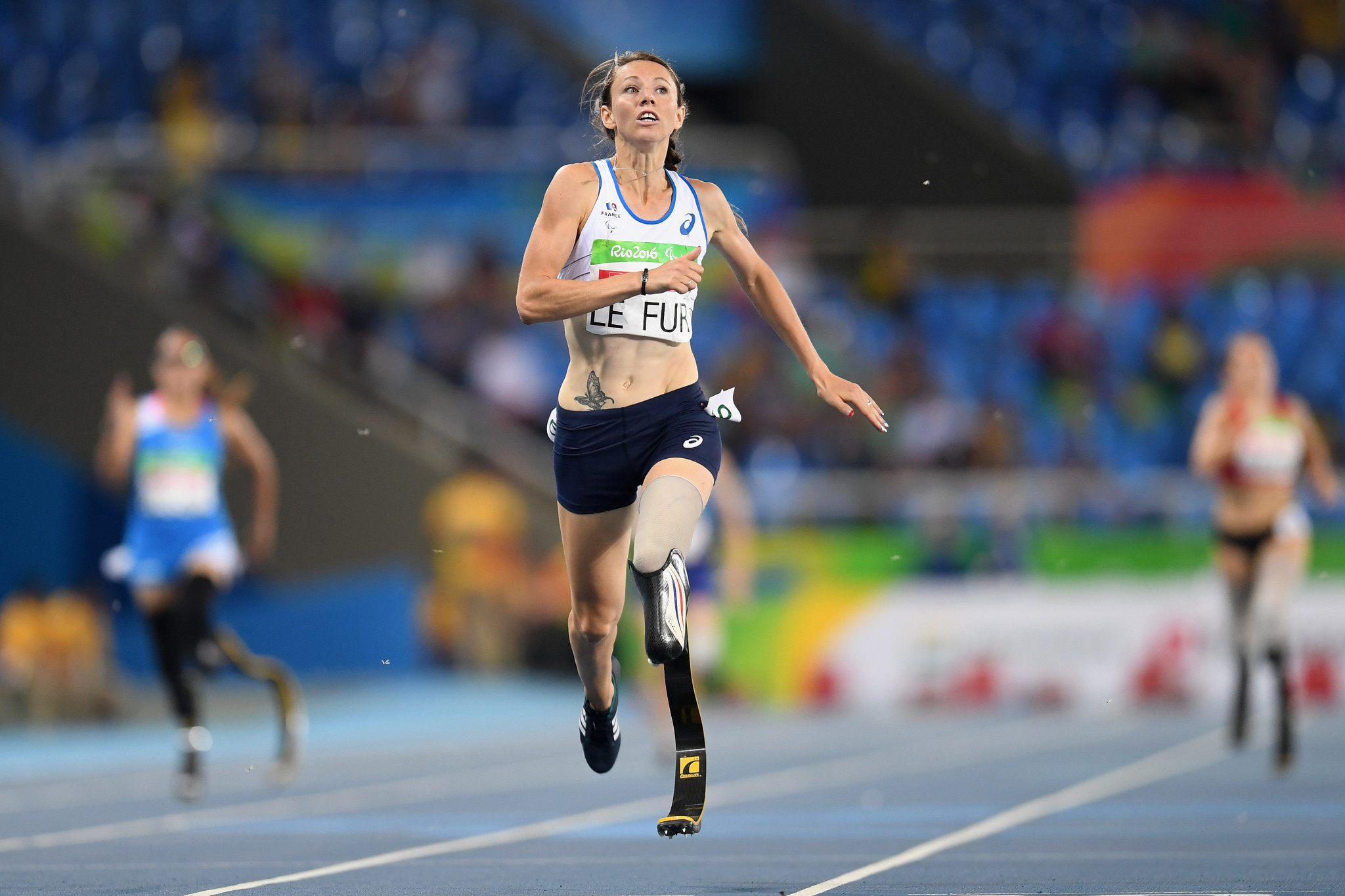 Double Paralympic champion Le Fur reveals hesitation at delaying retirement for Tokyo 2020