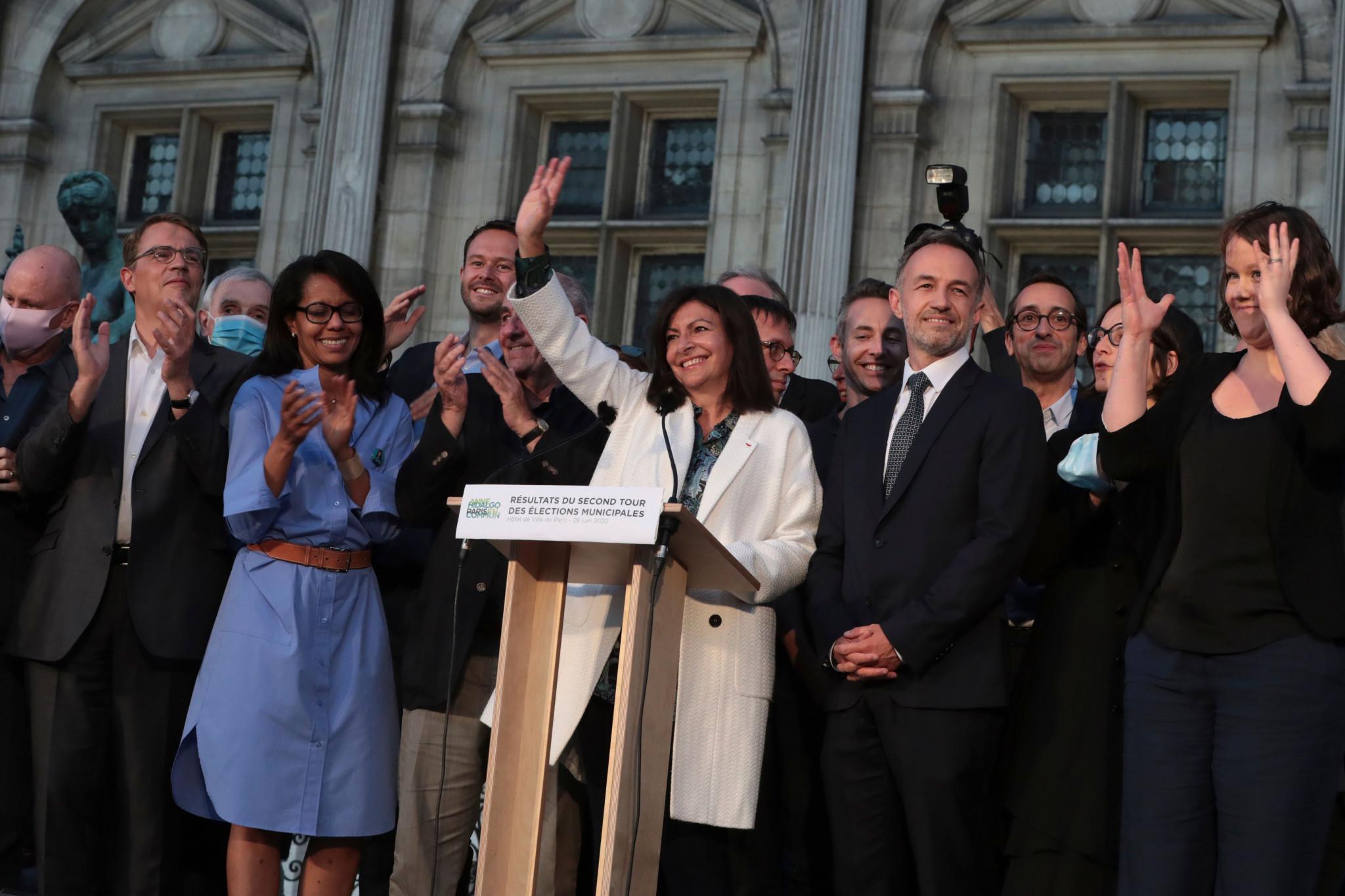 Hidalgo set to be Mayor for Paris 2024 following election triumph