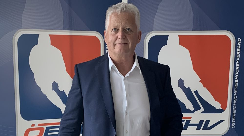 Hartmann replaces Mittendorfer as Austrian Ice Hockey Federation President
