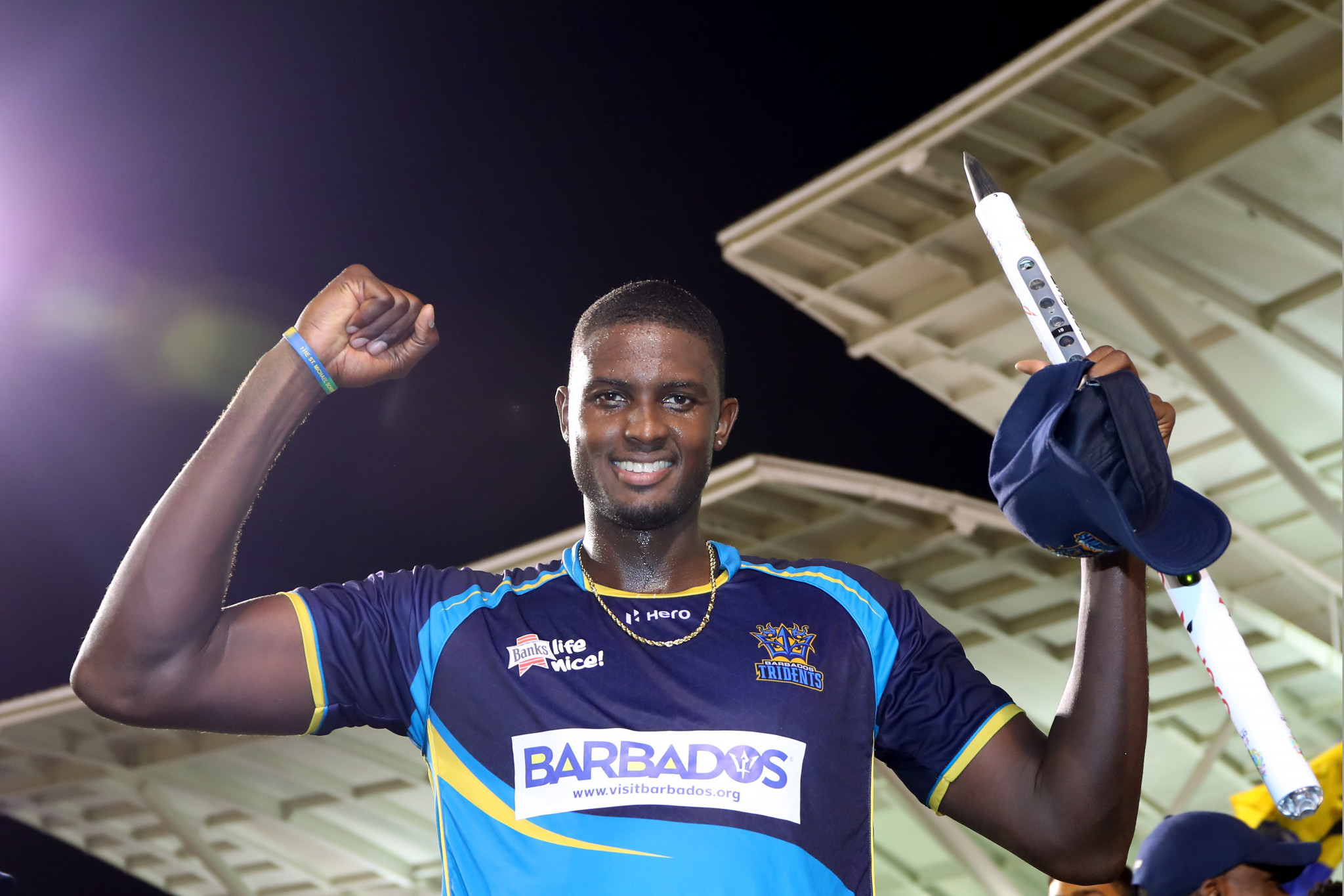 Cricketer Holder calls for racism punishments to equal doping and match-fixing sanctions