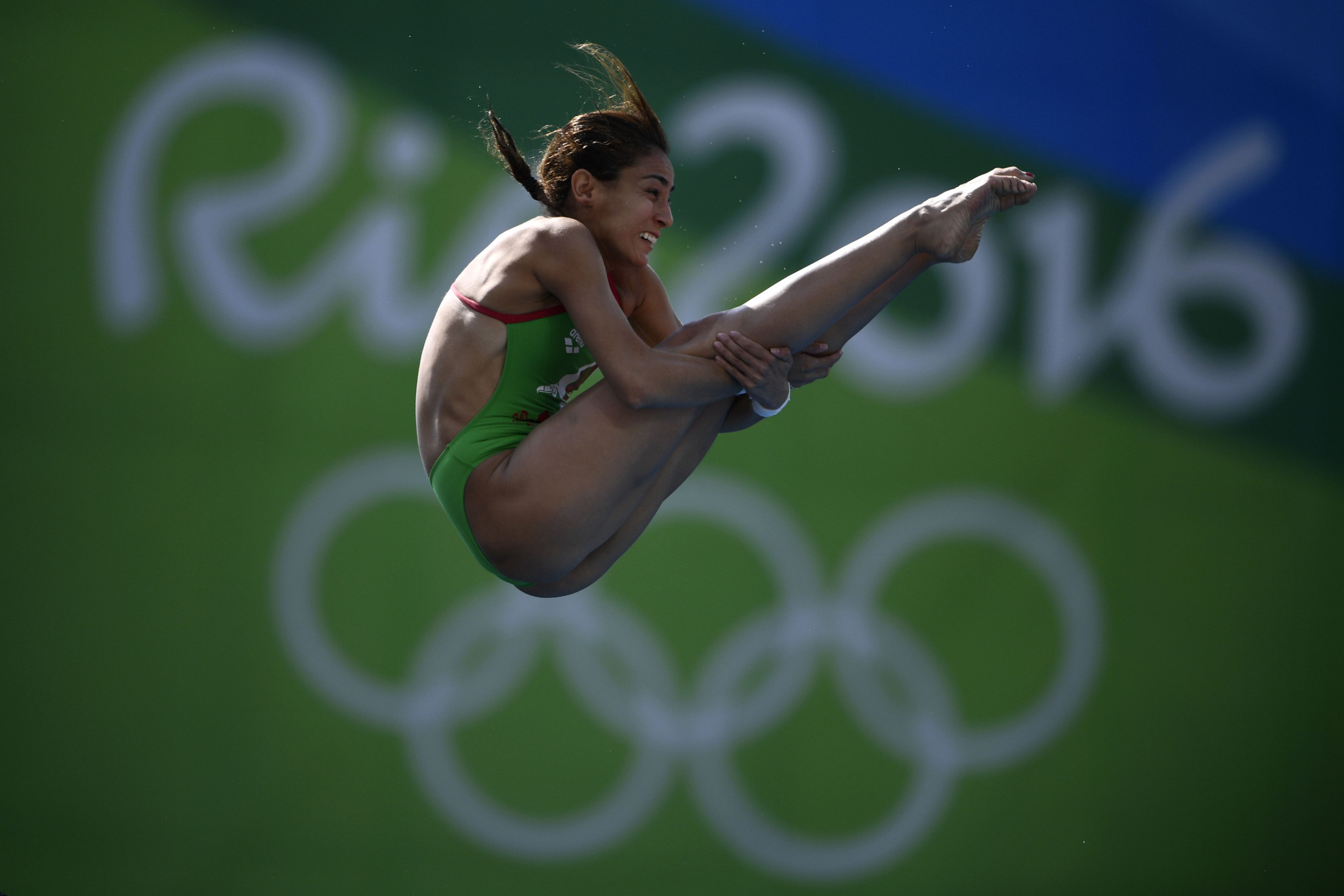 Mexican diver Paola Espinosa is targeting a fifth Olympic Games at Tokyo 2020 ©Getty Images