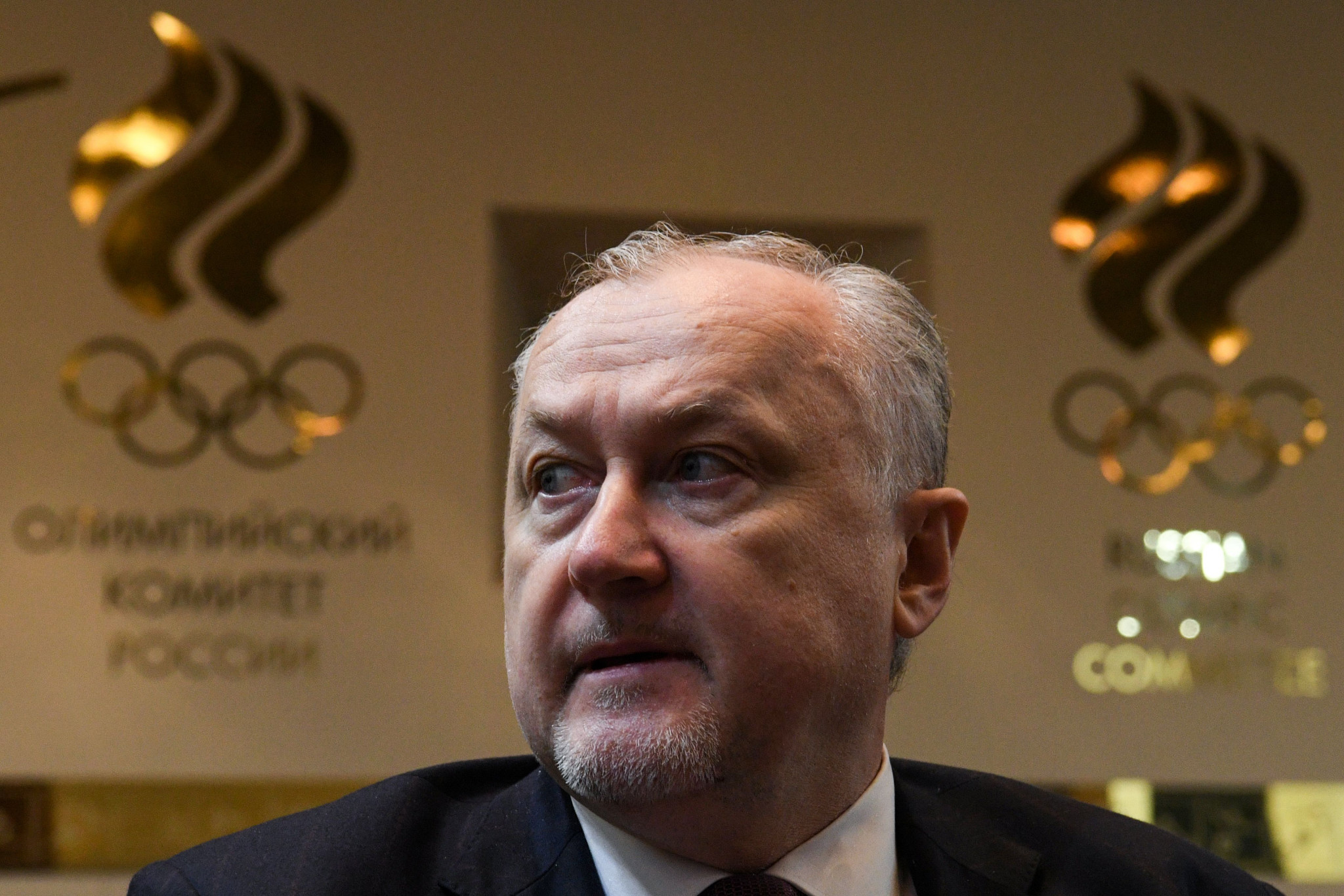 """Yury Ganus believes there is a """"high probability"""" World Athletics will expel the Russian Athletics Federation ©Getty Images"""