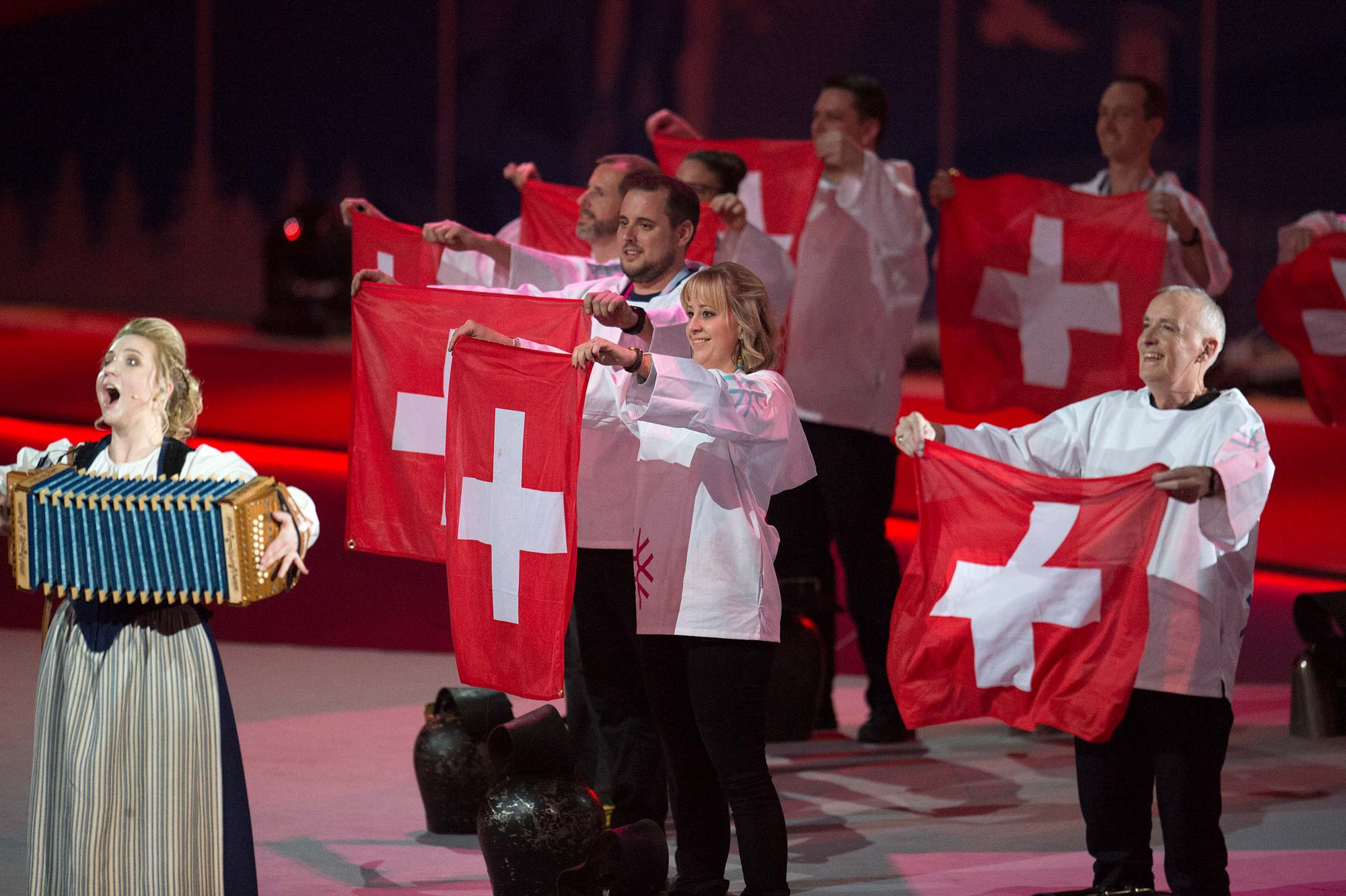 Lausanne 2020 organisers sharing expertise with counterparts at Lucerne 2021