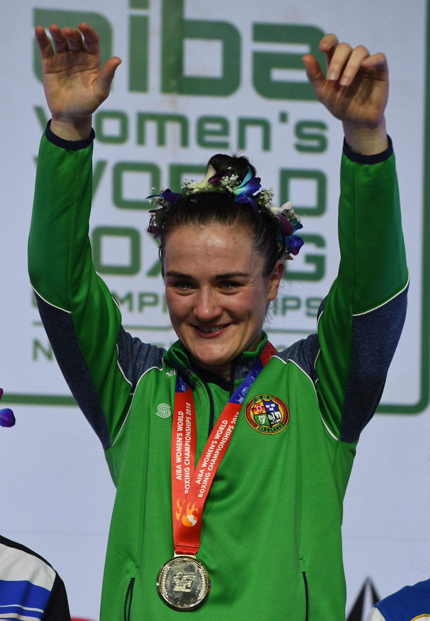 Former lightweight world champion Kellie Harrington had previously revealed concerns that Irish boxers were being left behind ©Getty Images