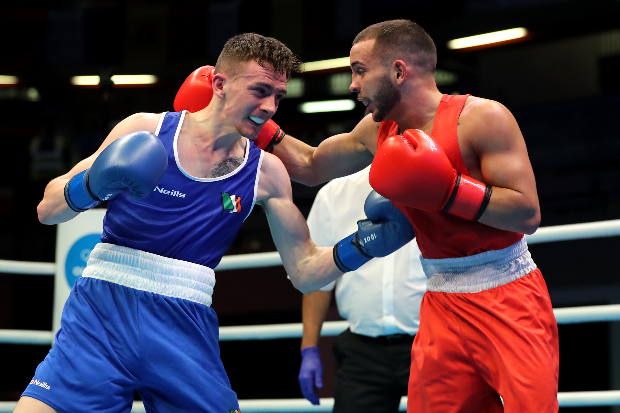 Ireland's high performance boxers have been granted special dispensation to return to training on July 20 ©Getty Images