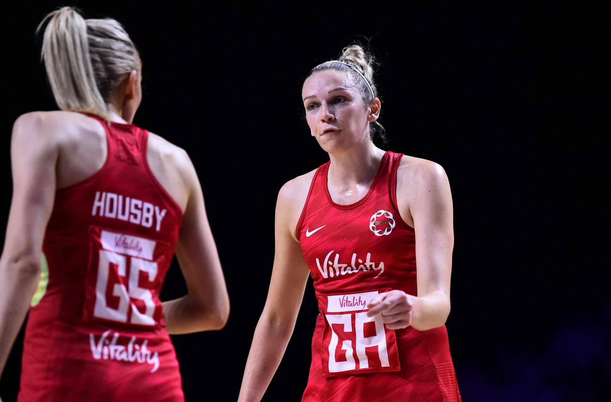England climb back to third in latest International Netball Federation rankings