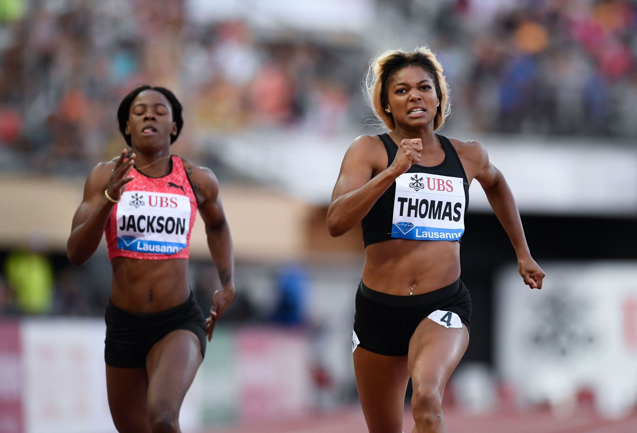 American sprinter Thomas cleared by AIU in whereabouts failure case