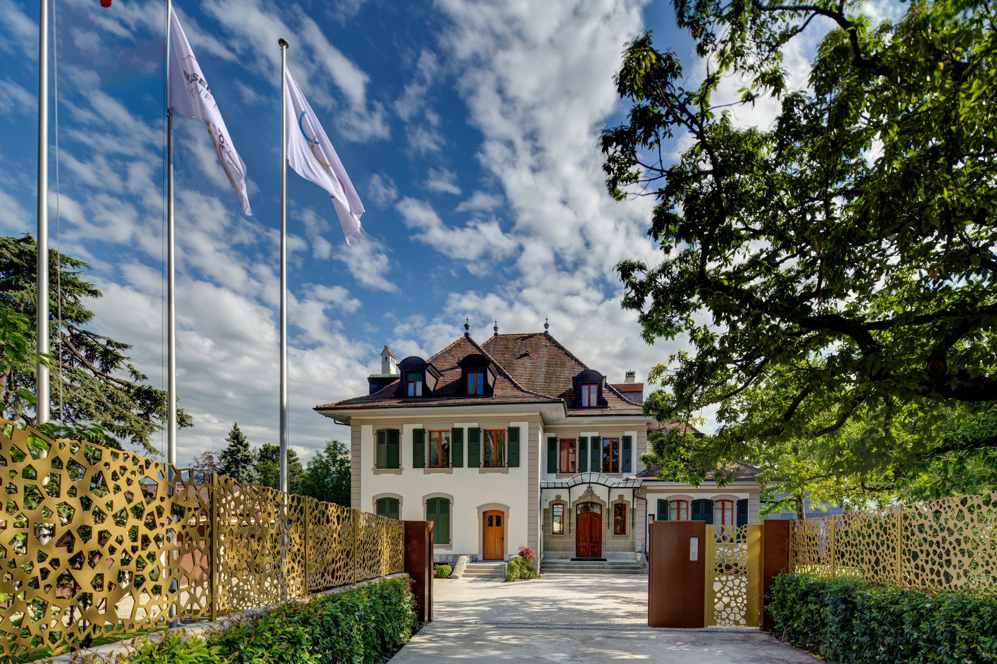The new WBSC headquarters are located in Pully, a suburb of Lausanne ©WBSC