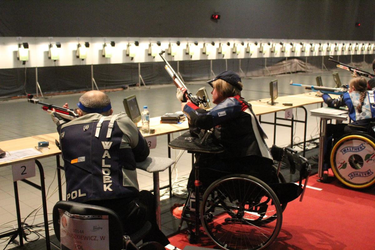 Laško had been set to host the event in June before it was postponed until November and eventually cancelled ©World Shooting Para Sport