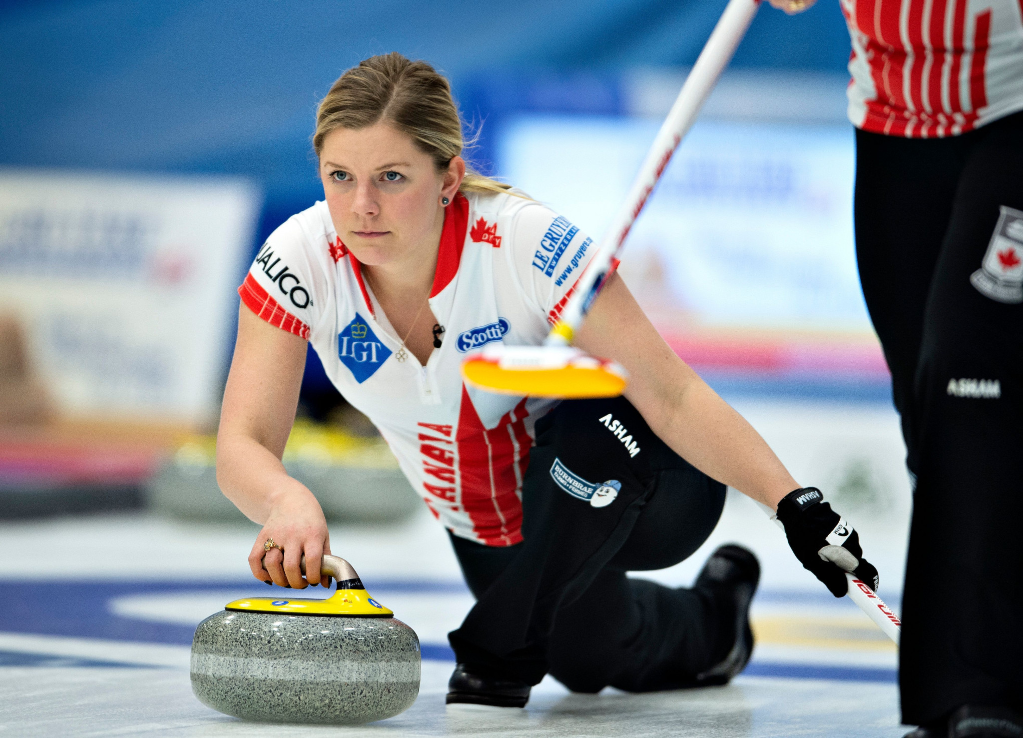 Curling Canada has released its return to play guidelines ©Getty Images