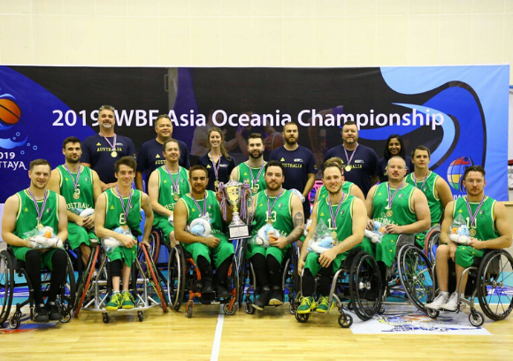 Australia has named its men's wheelchair basketball squad which will prepare for the postponed Tokyo 2020 Paralympics ©Basketball Australia