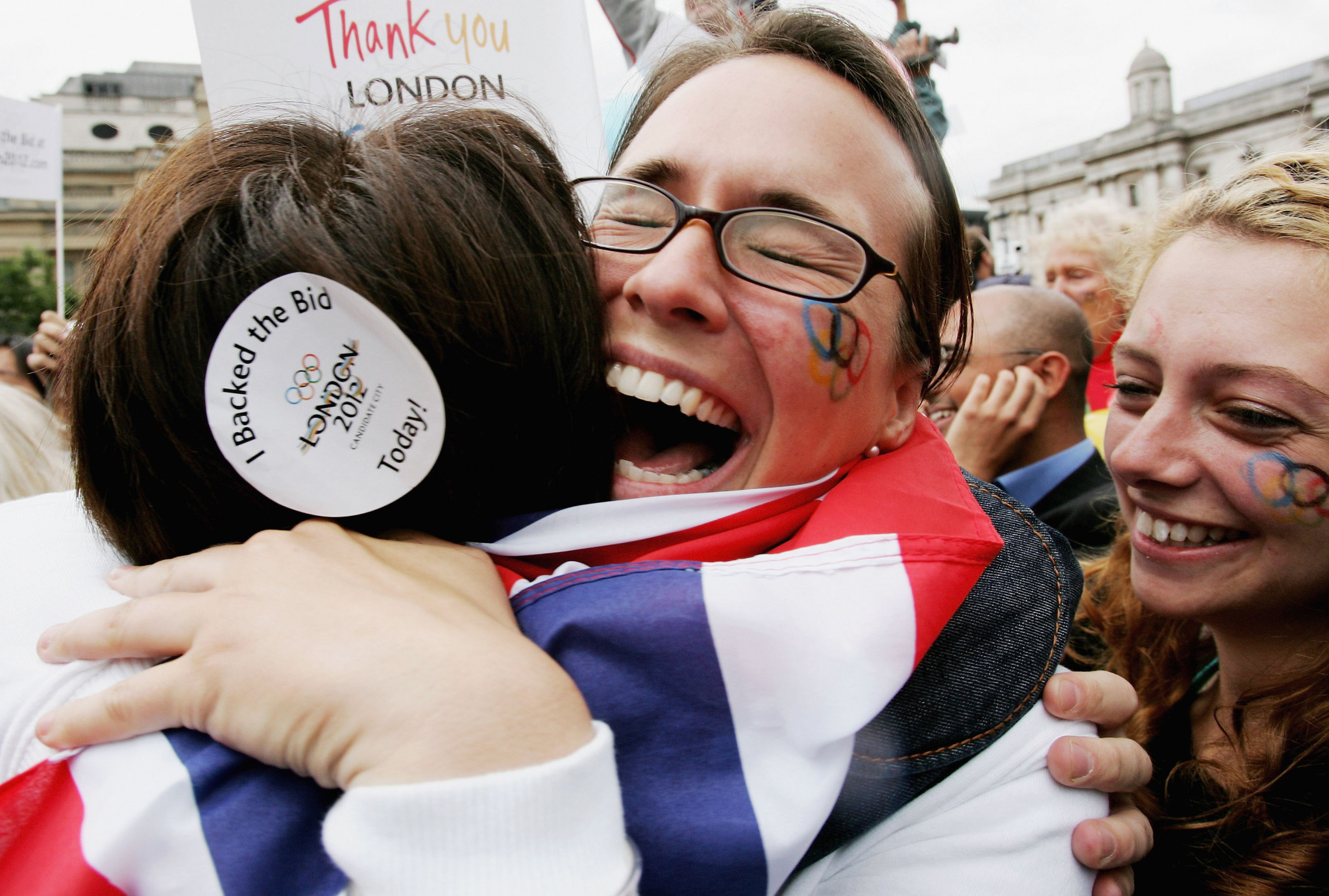 London won a five-way battle for the 2012 Olympic Games 15 years ago this week ©Getty Images
