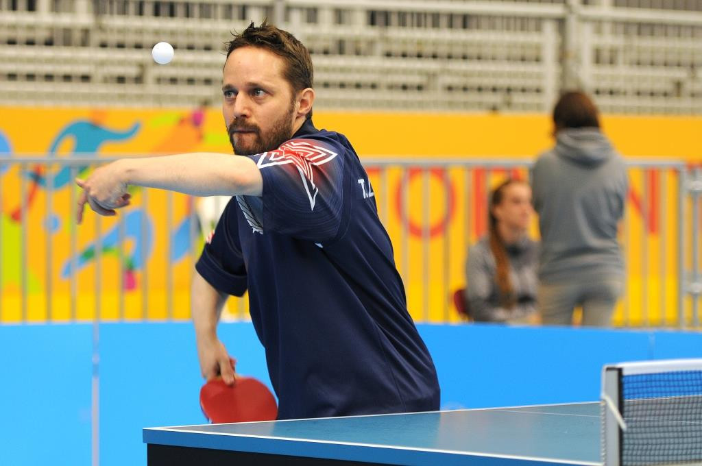 Para-table tennis player Leibovitz to compete at sixth Paralympics