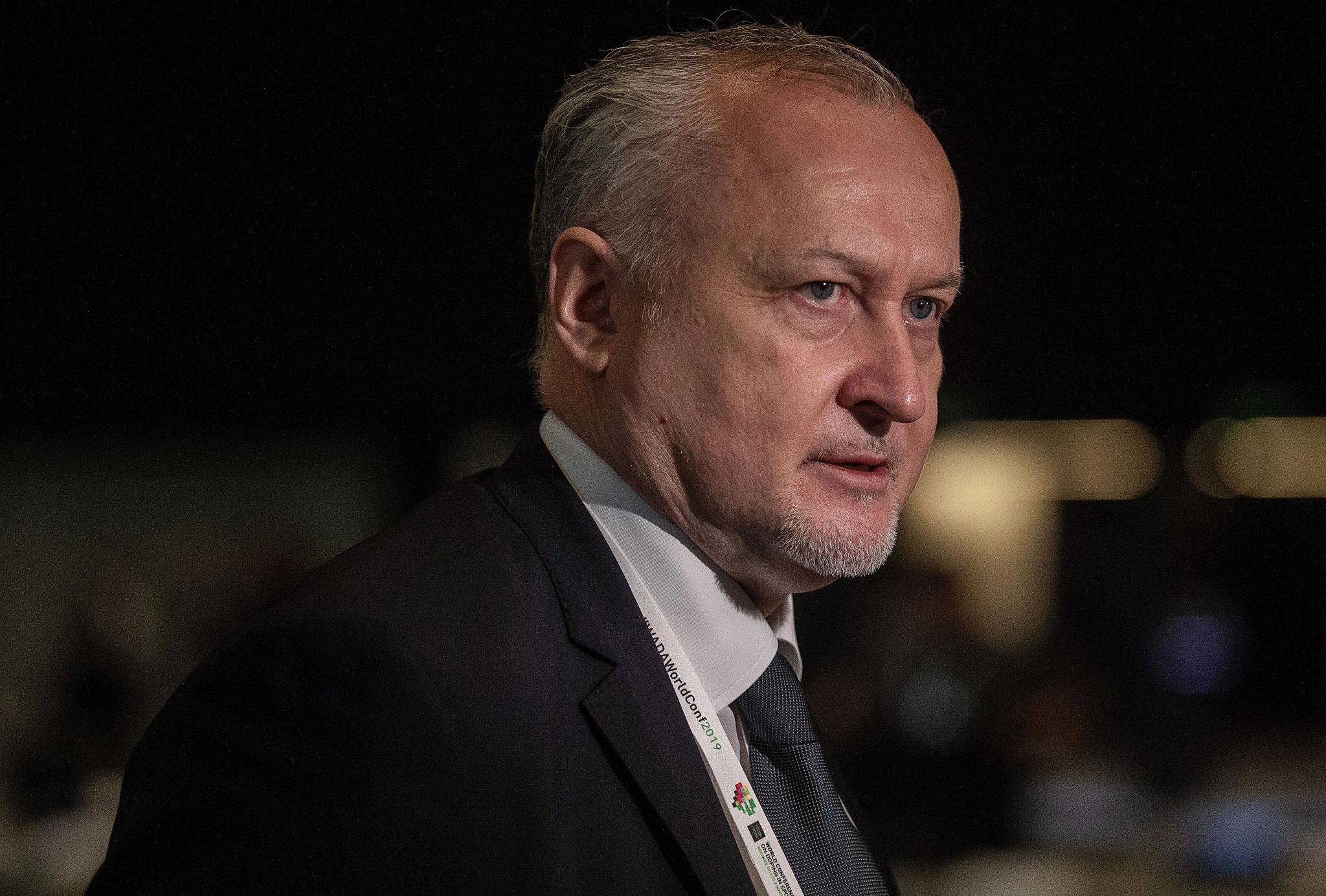 Russian Anti-Doping Agency director general Yuri Ganus has claimed he will take court action against allegations of corruption ©Getty Images