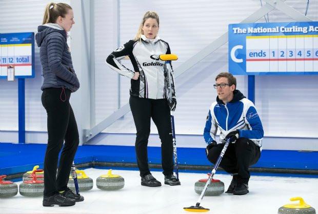 British Curling announces coaching team for 2020-2021 season