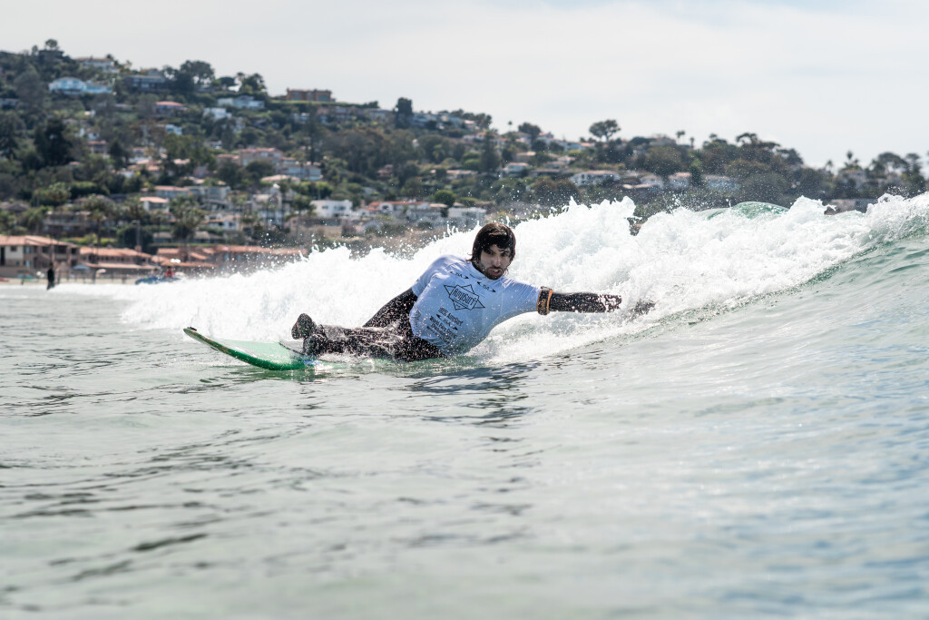 A virtual seminar on Para-surfing was held in Spanish for the first time ©ISA
