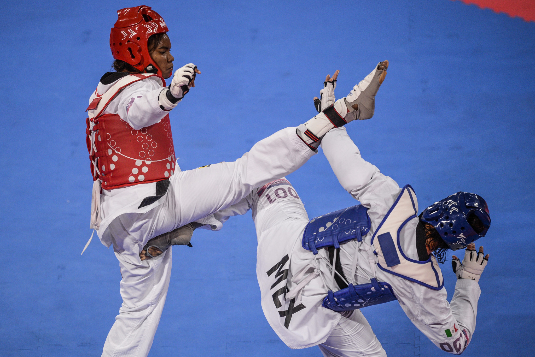 """Mexican Taekwondo Federation President says organisation is """"relaxed"""" due to Tokyo qualifiers"""