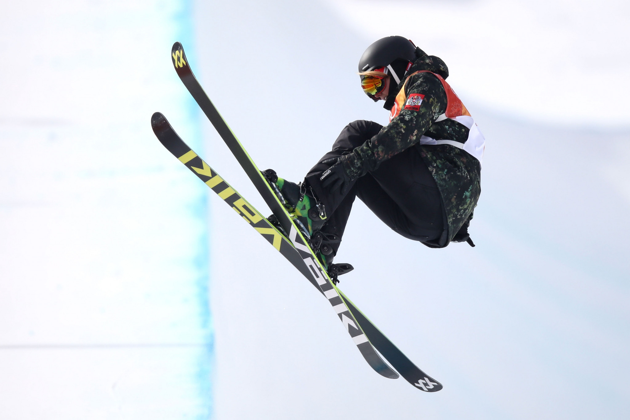 Elisabeth Gram won the Innsbruck 2012 Youth Olympic girls' halfpipe gold medal and narrowly missed the Pyeongchang 2018 final ©Getty Images