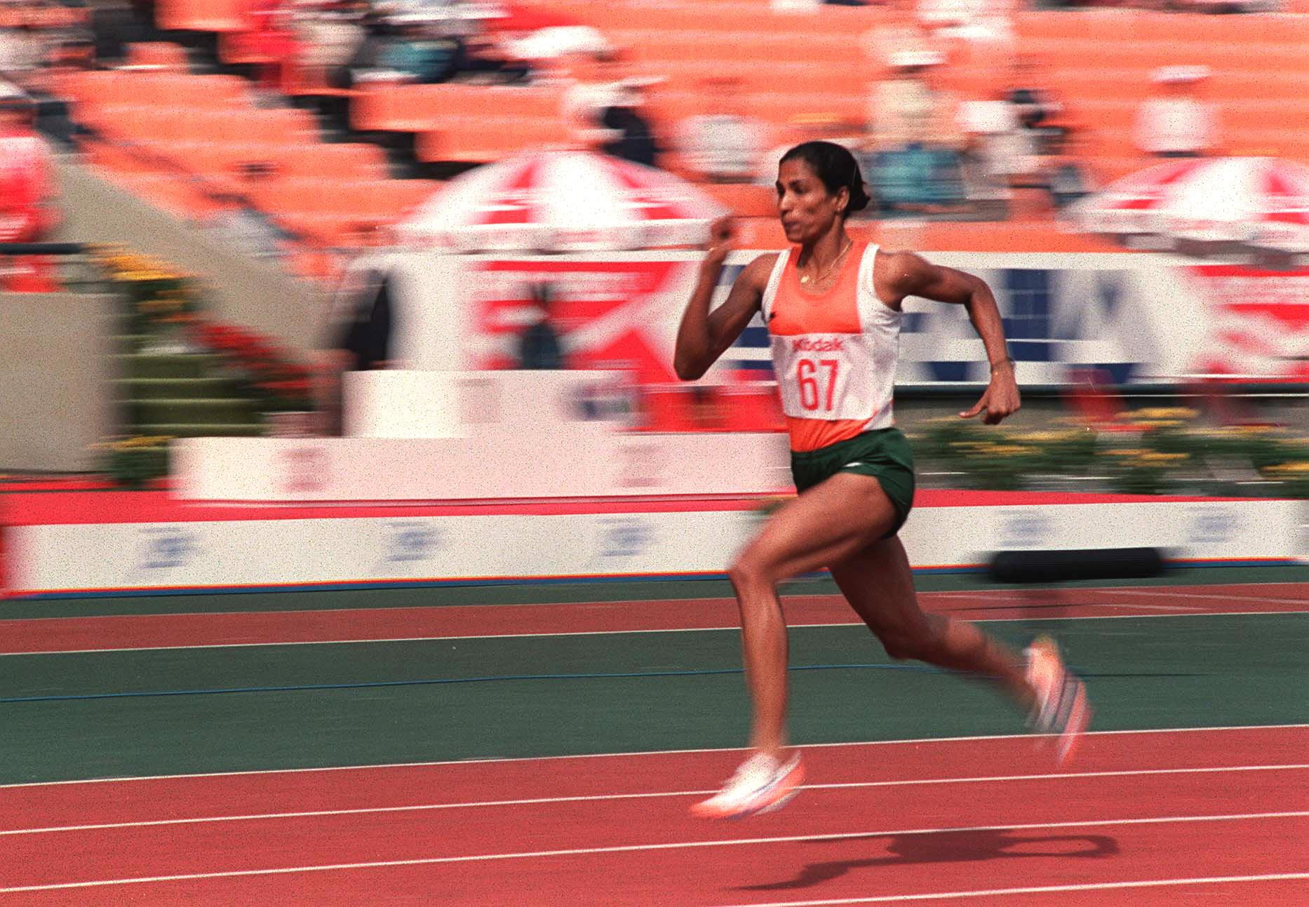 "Pilavullakandi Thekkeparambil Usha claimed ""change is needed"" in Indian athletics ©Getty Images"