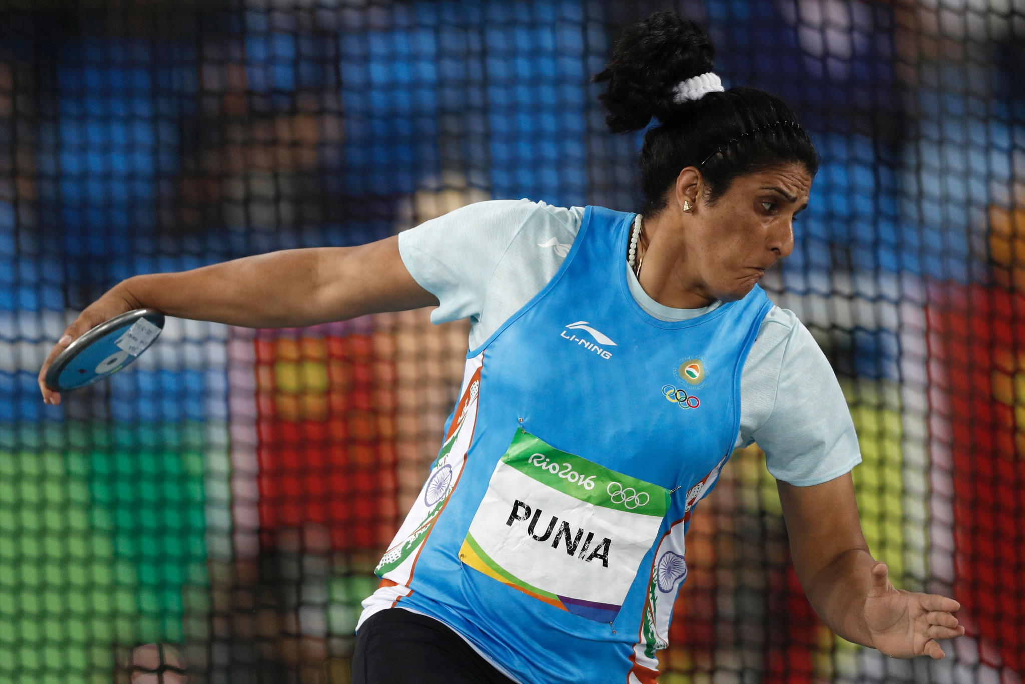 India has not won an Olympic medal in athletics since Paris 1990 ©Getty Images