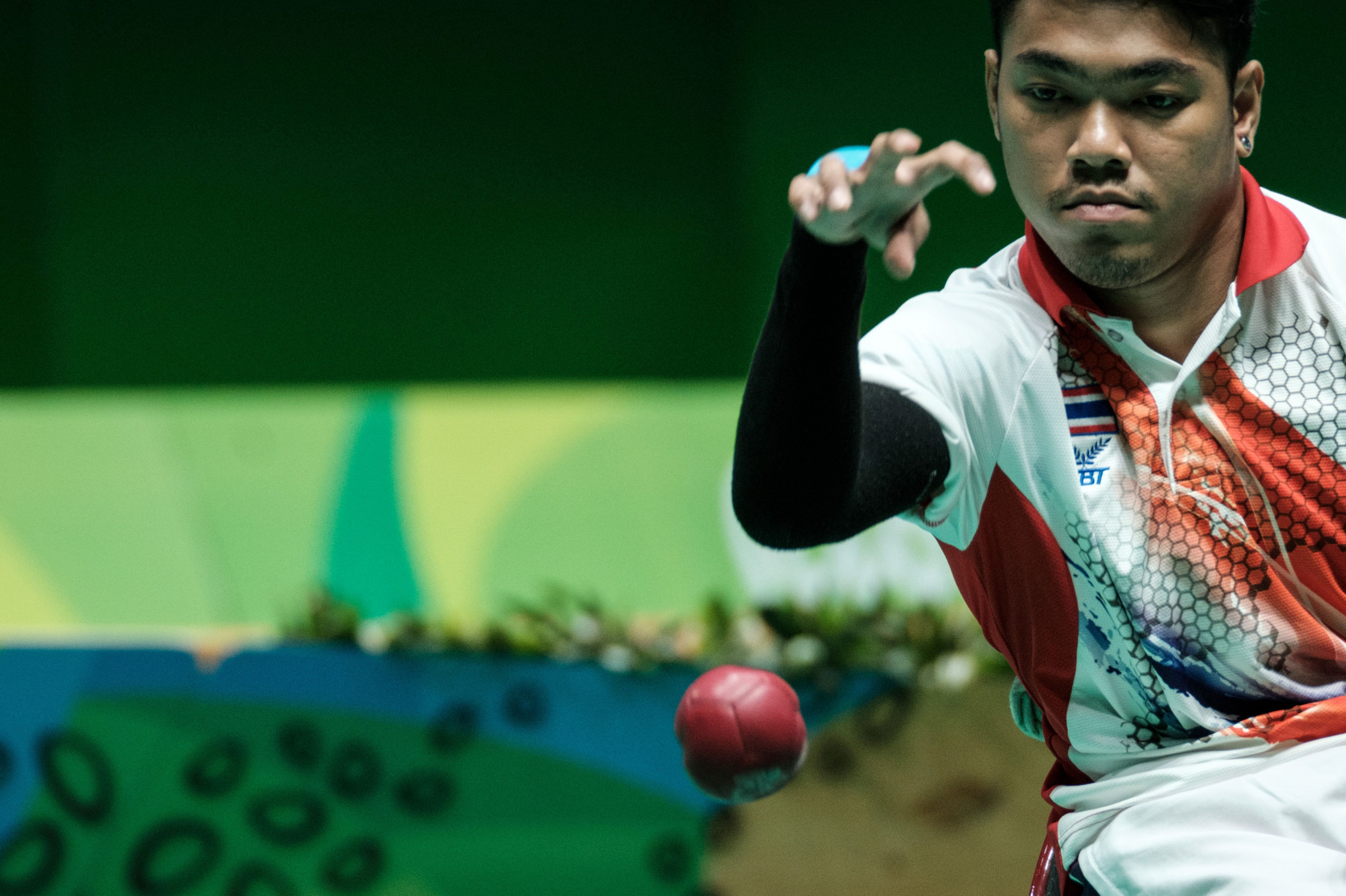Boccia International Sports Federation releases video on muscle strengthening