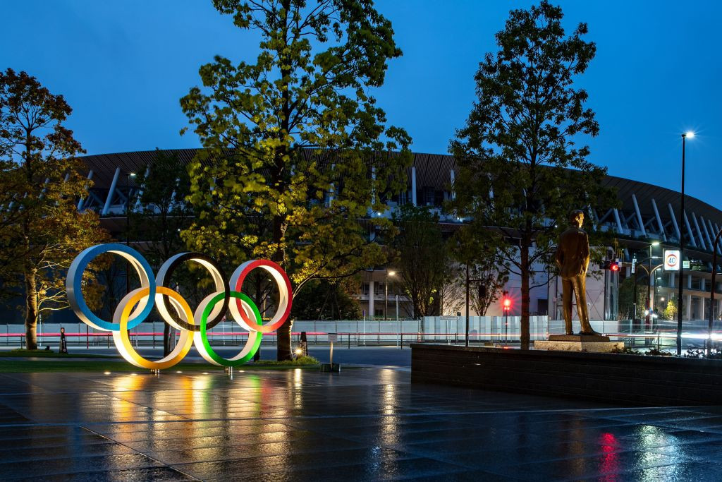 Tokyo 2020 has confirmed all venues have been secured for the postponed Olympic and Paralympic Games ©Getty Images